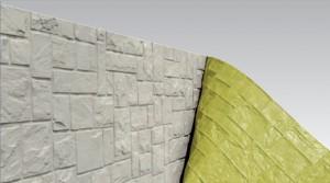Dekoratīvie paklāji betonēšanai